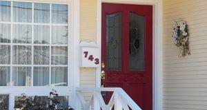 Haustüren einbauen  Haustür einbauen: Anleitung Schritt für Schitt mit Video