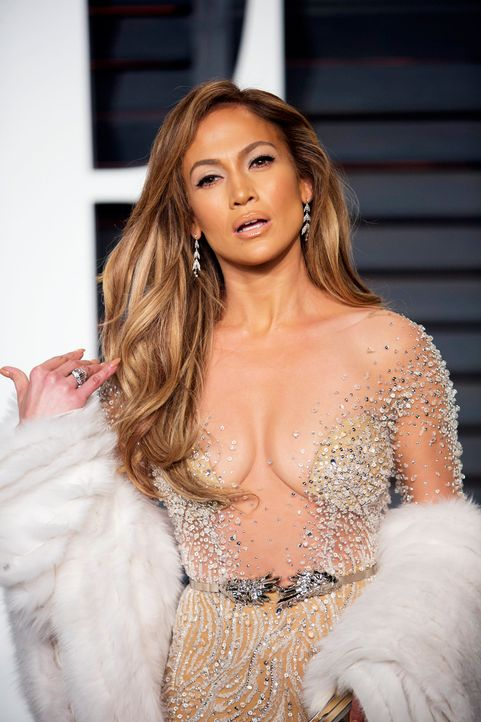 Oscars-Vanity-Fair-Party-Jennifer-Lopez-150222-AFP - Bildquelle: AFP