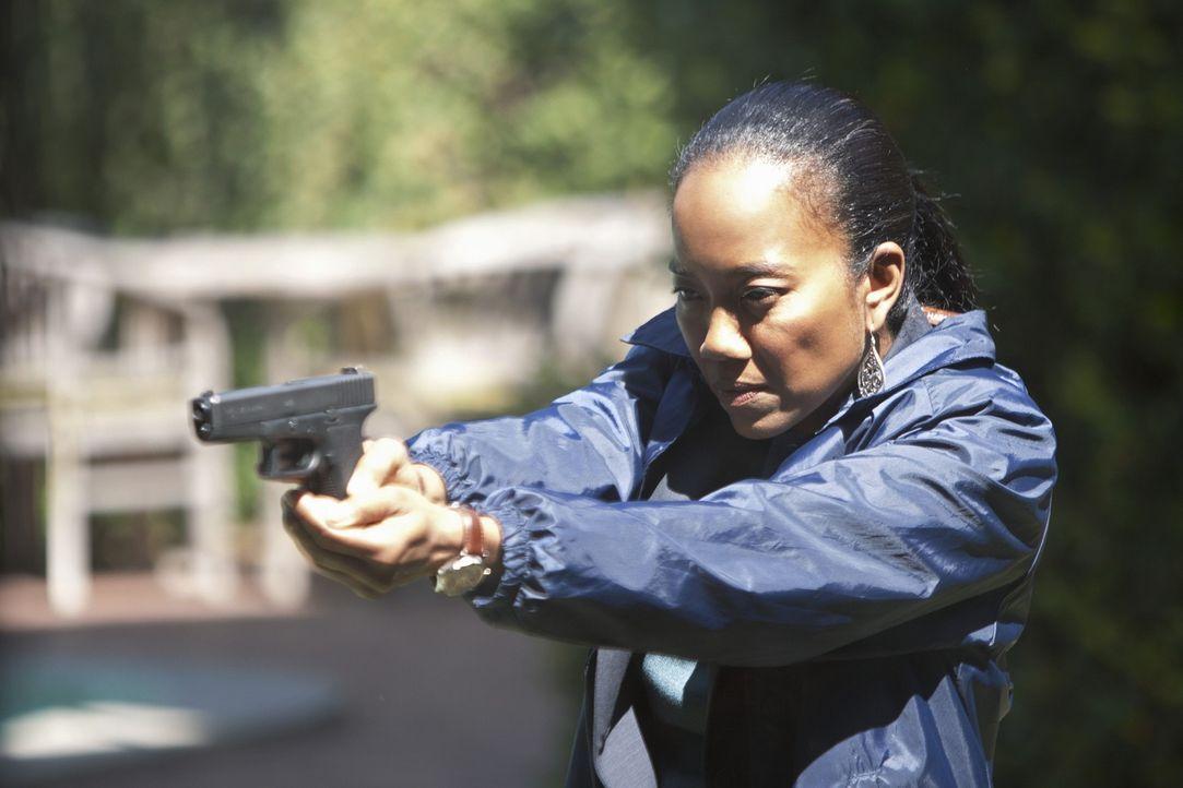 Mit Det. Samantha Baker (Sonja Sohn) sollte man sich besser nicht anlegen ... - Bildquelle: ABC Studios