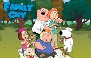 Family Guy - Wallpaper - Version 2
