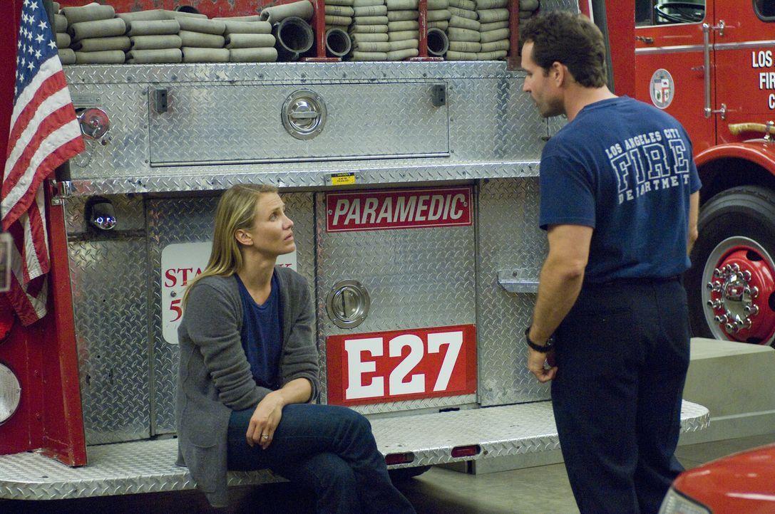 Brian (Jason Patric, r.) und Sara Fitzgerald (Cameron Diaz, l.) bekommen eine der schlimmsten Nachrichten, die man Eltern überbringen kann: Ihre Toc... - Bildquelle: Warner Brothers