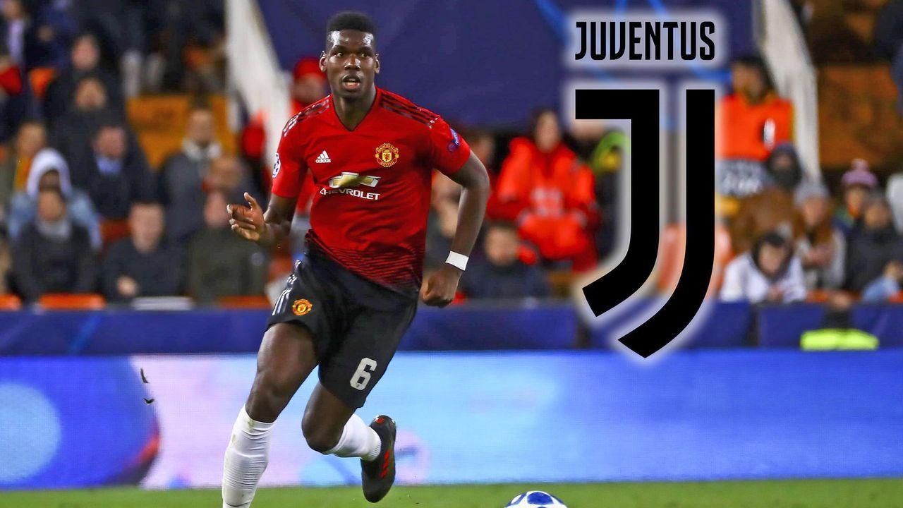 Paul Pogba (Manchester United) - Bildquelle: 2018 imago