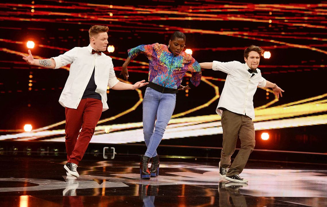 Got-To-Dance-Hot-Potatoes-11-SAT1-ProSieben-Willi-Weber - Bildquelle: SAT.1/ProSieben/Willi Weber