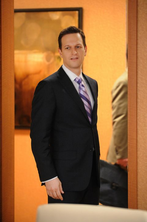 Alicia wundert sich, dass sie von einem Fall abgezogen wird. Es stellt sich heraus, dass Will (Josh Charles) dahinter steckt ... - Bildquelle: CBS Studios Inc. All Rights Reserved.