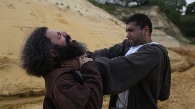 Ein Mythos der Bibel oder Realität? Der Kampf um Jericho gehört zu den blutig...