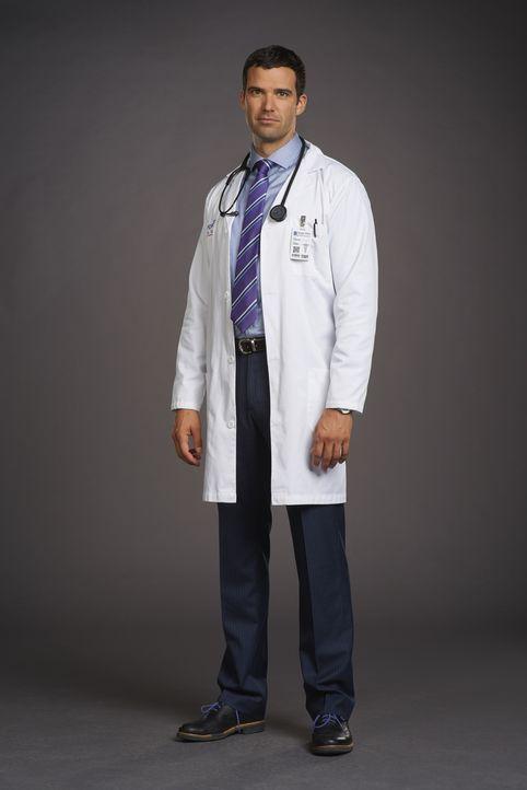 (3. Staffel) - Als Arzt und Vater hat es Dr. Zachary Miller (Benjamin Ayres) nicht immer einfach ... - Bildquelle: 2014 Hope Zee Three Inc.