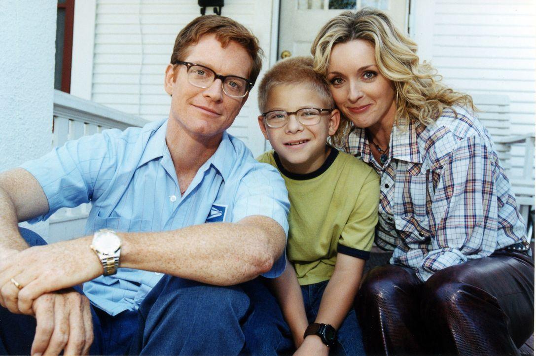 Ein Bild aus glücklichen Tagen, kurz bevor die Mutter die Familie verlässt, um als Country Sängerin groß rauszukommen: Toby (Jonathan Lipnicki,... - Bildquelle: Echo Bridge Entertainment LLC