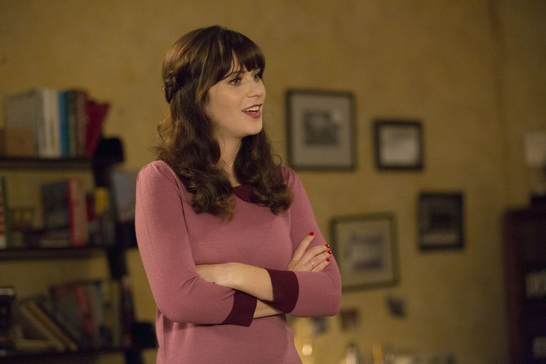 Für ihre Freunde tut Jess (Zooey Deschanel) fast alles ... - Bildquelle: 2015 Twentieth Century Fox Film Corporation. All rights reserved.
