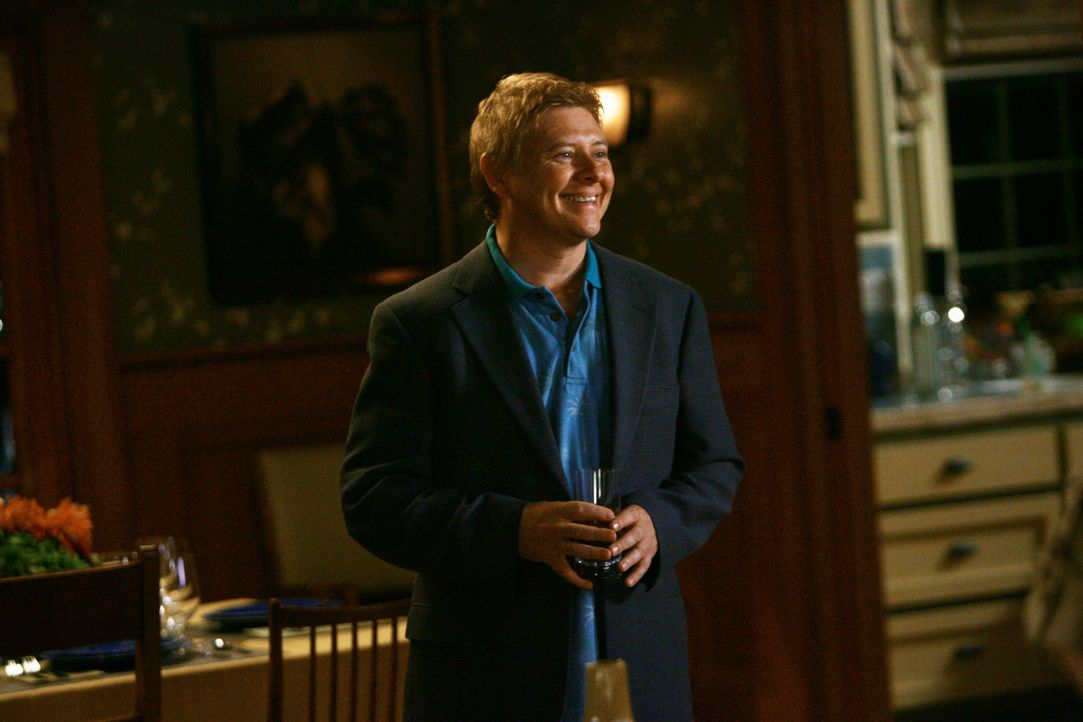 Paul (Dave Foley) überrumpelt nicht nur durch seine Offenheit sein Blind Date ... - Bildquelle: 2008 ABC INC.