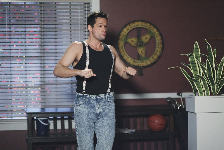 Ist immer für einen Spaß bereit: Grayson (Josh Hopkins) ... - Bildquelle: 2009 ABC INC.