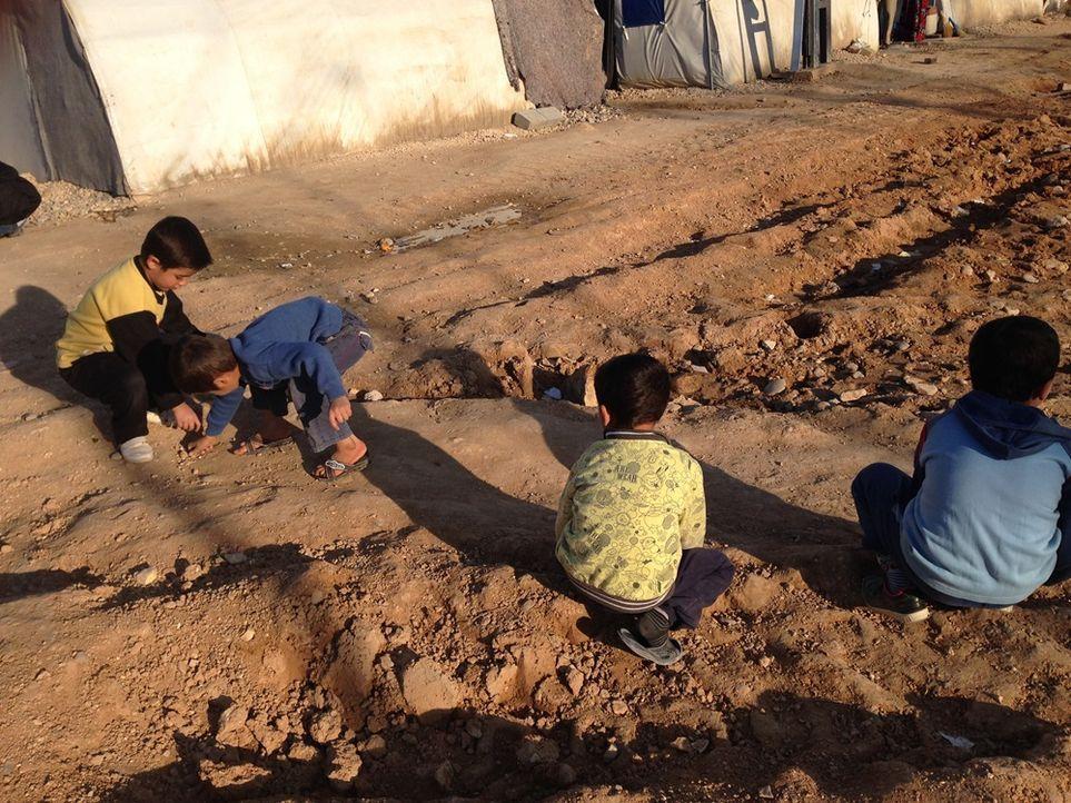 Kinder in Nizip I