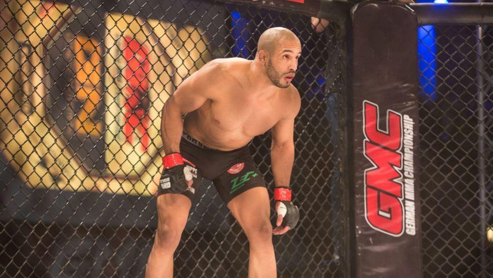 Abu Azaitar nimmt in Hamburg Anlauf in der UFC - Bildquelle: GMC