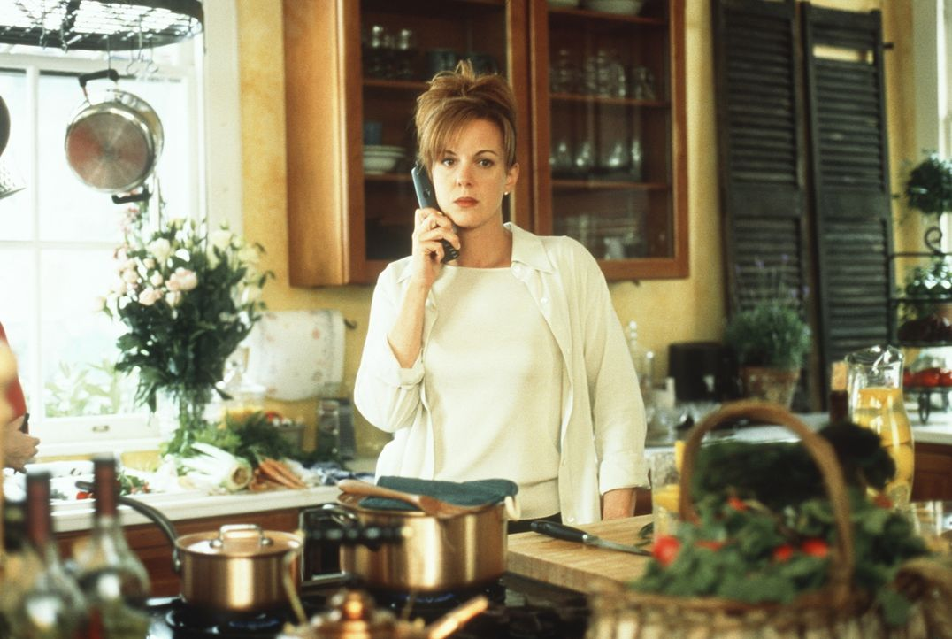 Gwen's Schwester Lily (Elizabeth Perkins) ist von deren neuen Eskapaden nicht begeistert ... - Bildquelle: Columbia TriStar Film GmbH