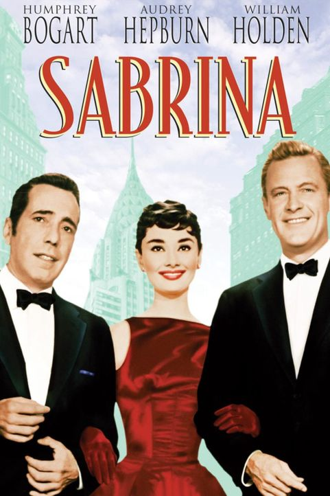 Sabrina - Artwork - Bildquelle: TM & Copyright   (1954) by Paramount Pictures Corporation. All rights reserved.