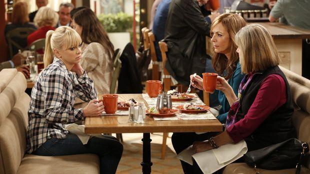 Ein ganz besonderes Frauengespann: Bonnie (Allison Janney, M.), Christy (Anna...