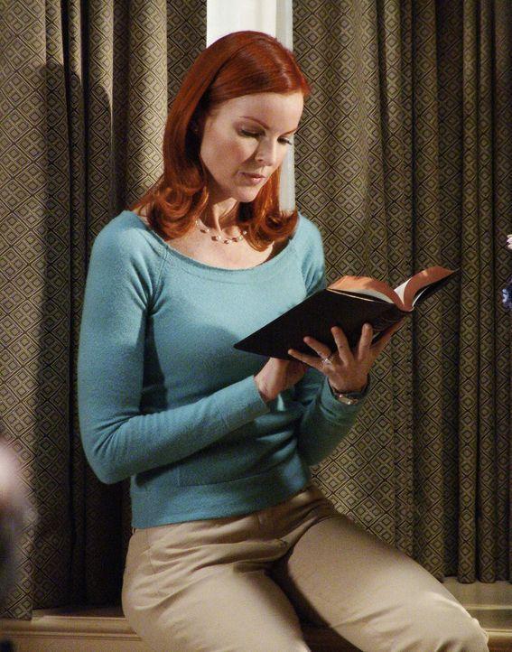 Welche ist die angemessene Strafe für ihren Sohn? In der Bibel hofft Bree Van De Kamp (Marcia Cross) eine Antwort auf diese Frage zu finden ... - Bildquelle: Touchstone Pictures