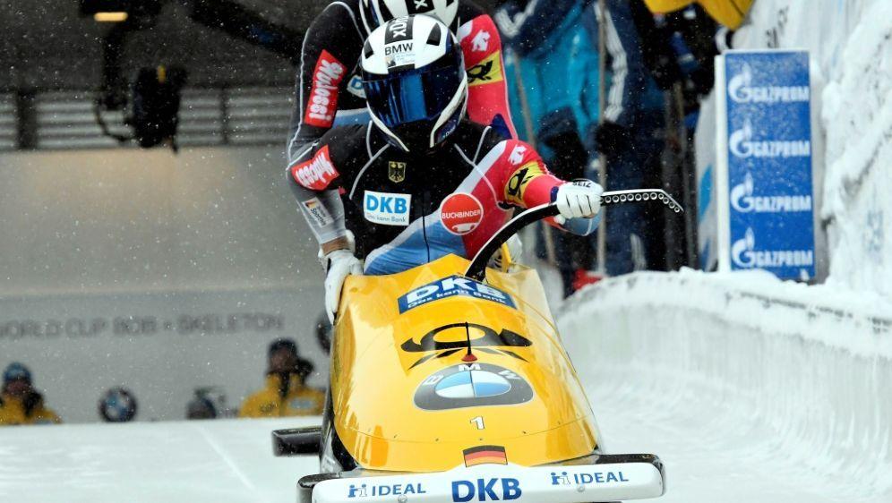 Friedrich und Schüller gewinnen den Weltcup in Sigulda - Bildquelle: PIXATHLONPIXATHLONSID