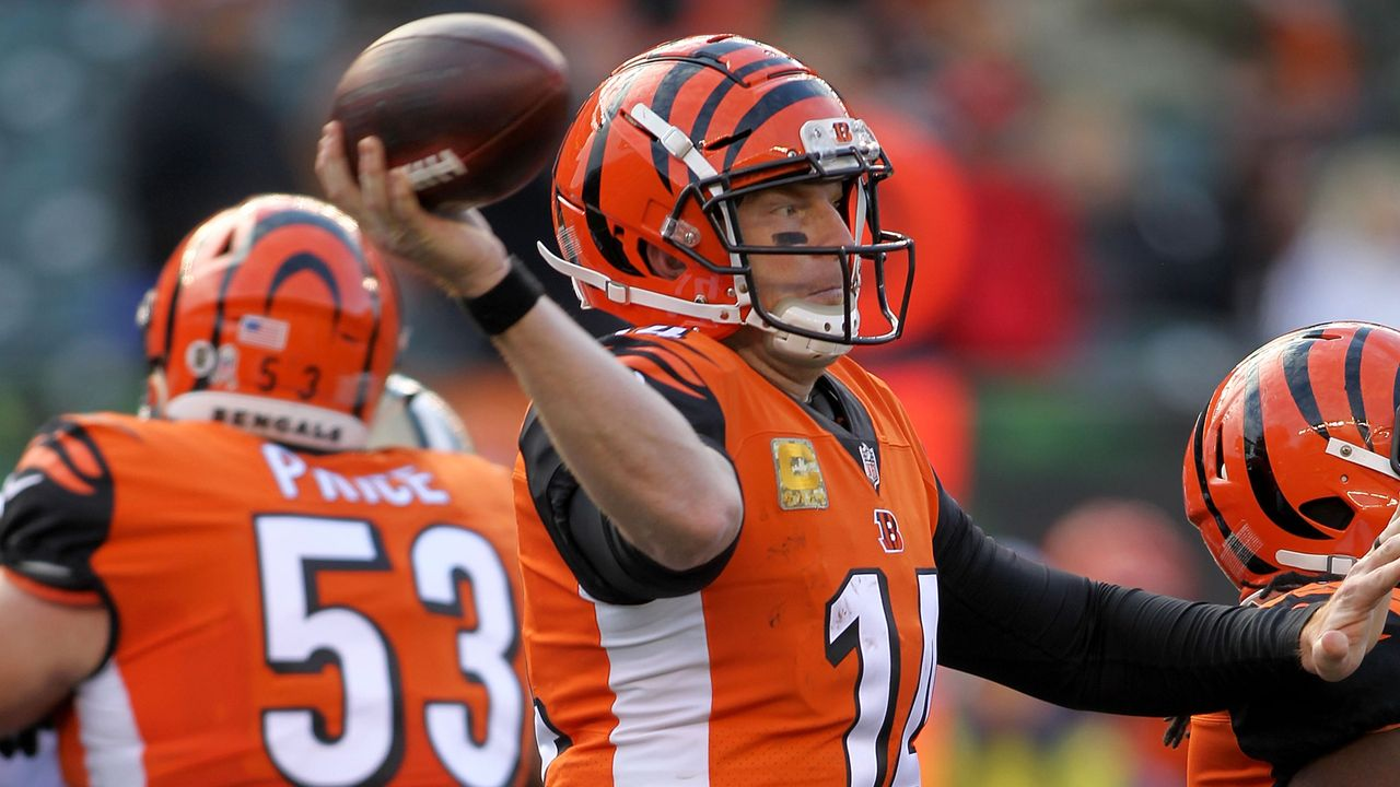 Platz 17: Cincinnati Bengals - Bildquelle: 2018 Getty Images