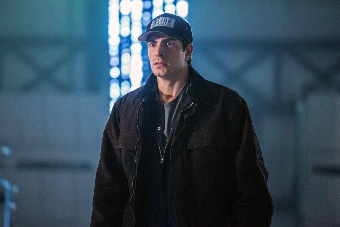 Wie wird die Legion des Bösen reagieren, wenn sie erkennen, dass Ray (Brandon Routh) und seine ehemaligen Teammitglieder sich nach und nach an Dinge... - Bildquelle: Warner Brothers