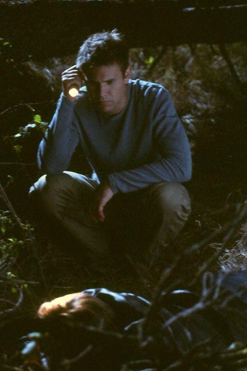 Sein Leben fällt in sich zusammen: Harrison French (Matthew Davis) ... - Bildquelle: Nu Image Films