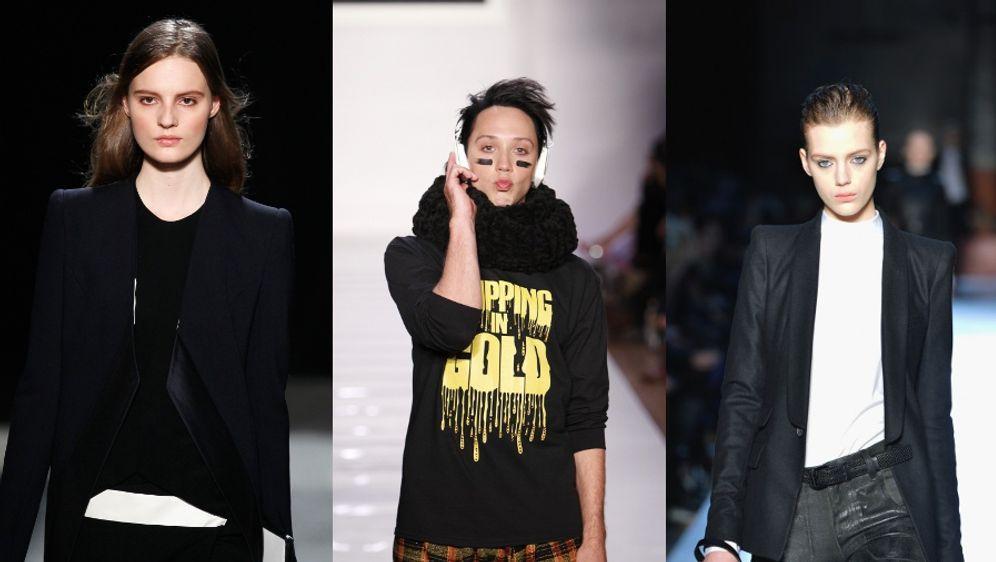 Mode-Trend Dandy-Look - Bildquelle: AFP