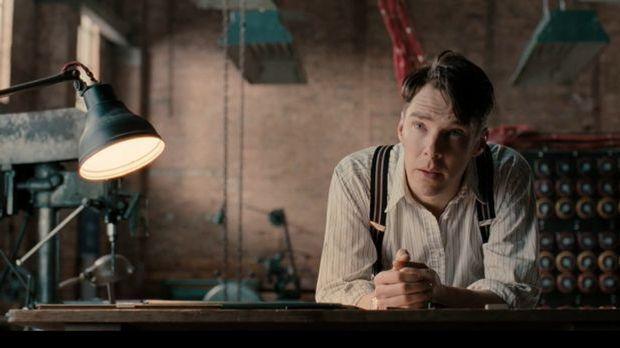 """Benedict Cumberbatch in """"The Imitation Game"""": Als schwuler Nazi-Bek..."""