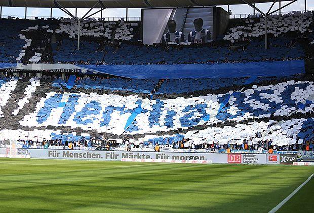 Hertha BSC - Bildquelle: imago/Bernd König