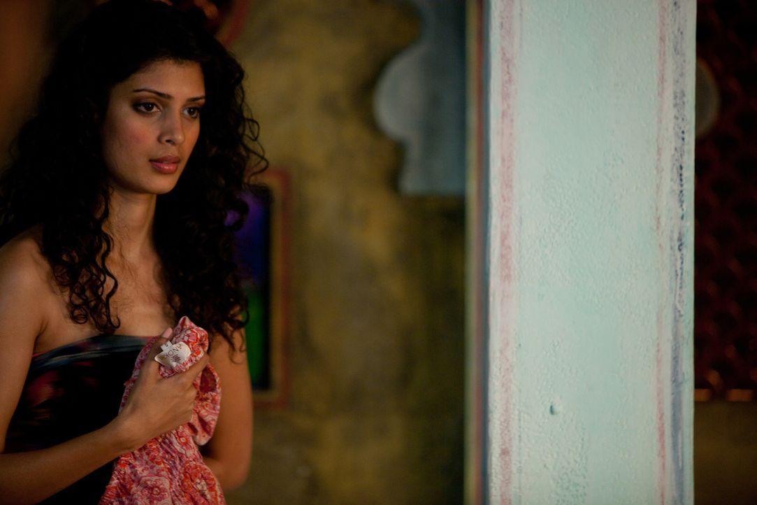 Hofft, auf eine gemeinsame Zukunft mit Sonny: Sunaina (Tena Desae) ... - Bildquelle: 2012 Twentieth Century Fox Film Corporation. All rights reserved.