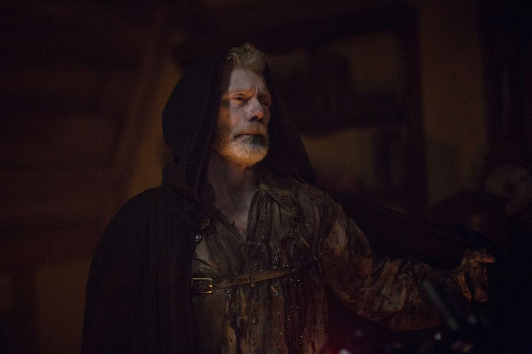 Wird Mary von dem aus der Hölle zurückgeholten Increase (Stephen Lang) die Antworten bekommen, die ihr einen Vorteil gegenüber der Countess verschaf... - Bildquelle: 2015 Fox and its related entities. All rights reserved.