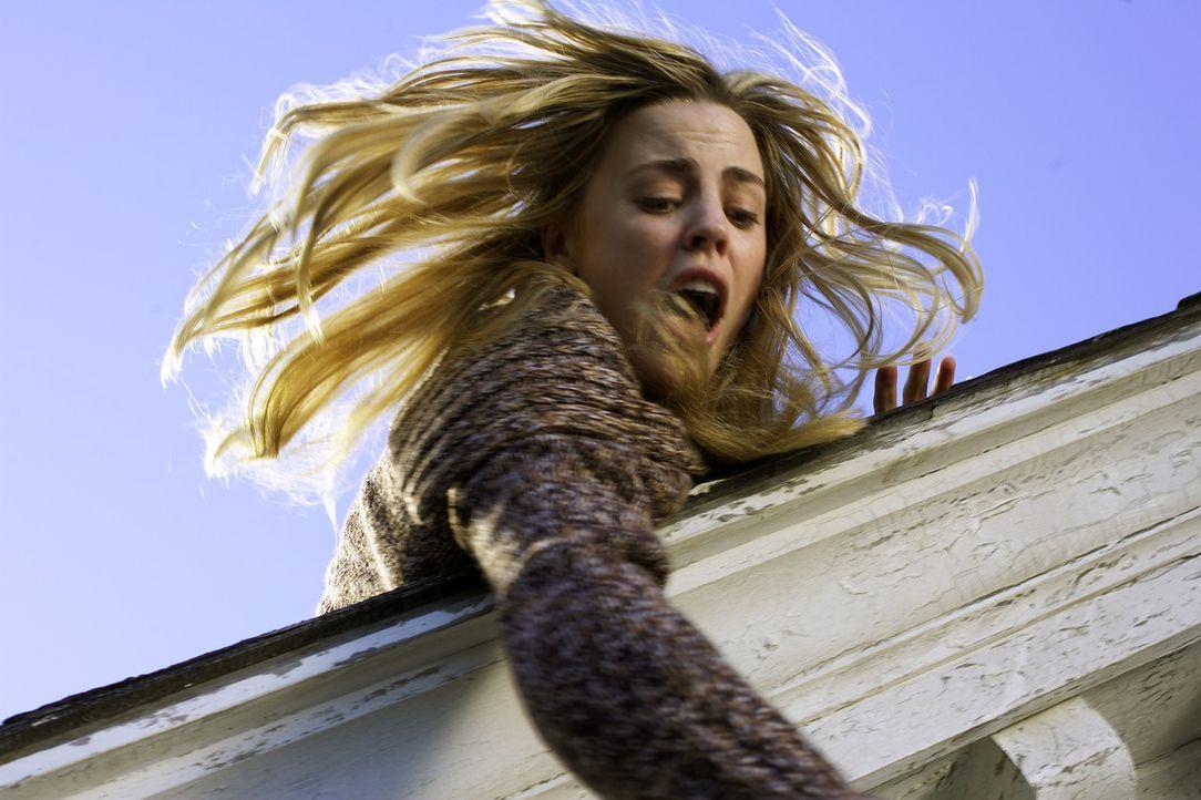 Kathy Lutz (Melissa George) ist besorgt. Nach ihrem Einzug in ihr neues Haus geschehen mysteriöse Dinge. Tochter Chelsea spricht plötzlich mit ihr... - Bildquelle: Metro-Goldwyn-Mayer Studios Inc. All Rights Reserved.