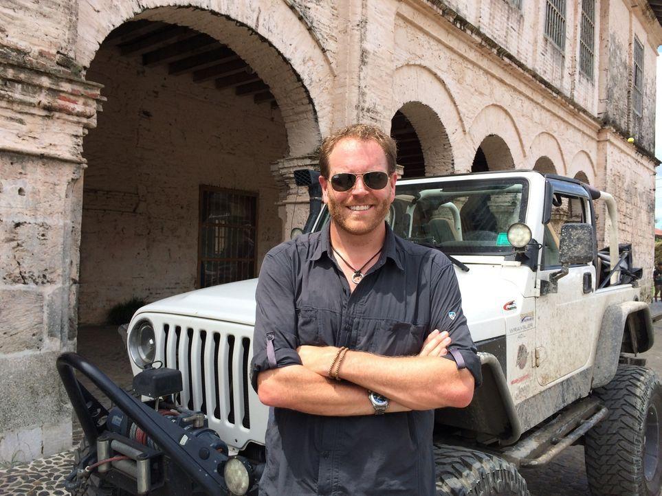 In Panama macht sich Josh auf Schatzsuche ... - Bildquelle: 2015, The Travel Channel, L.L.C. All Rights Reserved.