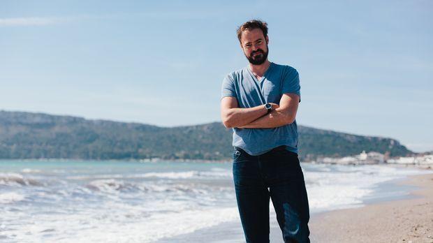 Auf der Suche nach Jesus' Nachkommen: Moderator Jamie Theakston (Foto) reist...