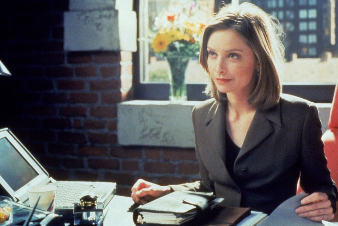 Ein publicityträchtiger Fall beschäftigt Ally McBeal (Calista Flockhart) und ihre Kollegen ... - Bildquelle: Twentieth Century Fox Film Corporation. All rights reserved.