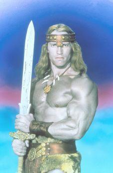 Conan - Der Zerstörer - Conan (Arnold Schwarzenegger) trauert immer noch um s...