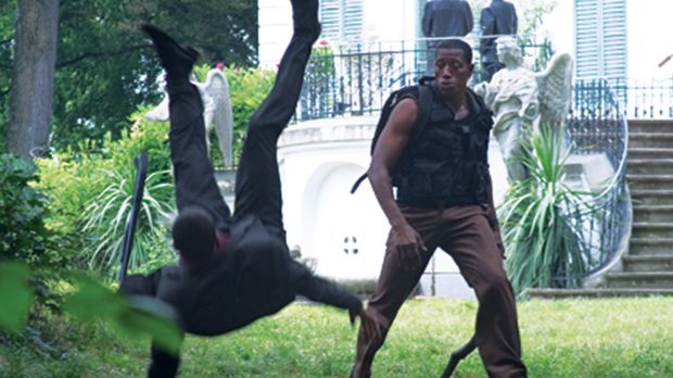 7 Seconds - Eiskalte russische Gangster versauen Jack Tolliver (Wesley Snipes...