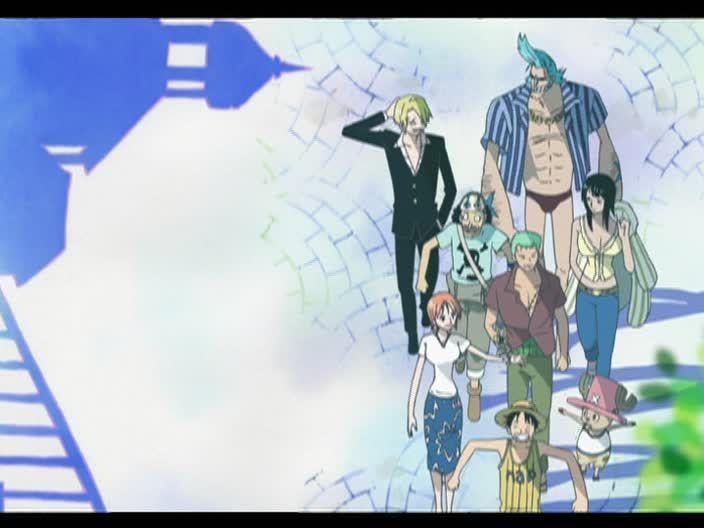 OnePiece-Gruppe - Bildquelle: Eiichiro Oda/Shueisha, Toei Animation