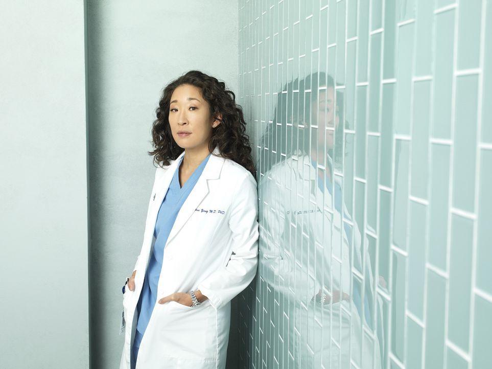 (7. Staffel) - Der berufliche, wie auch der private Stress nimmt nicht ab: Dr. Cristina Yang (Sandra Oh) ... - Bildquelle: ABC Studios