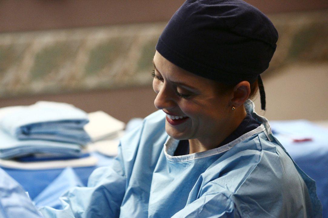 Addison (Kate Walsh) und George haben es geschafft und Bailey überzeugt im Krankenhaus zu bleiben und ihr Baby zur Welt zu bringen ... - Bildquelle: Touchstone Television