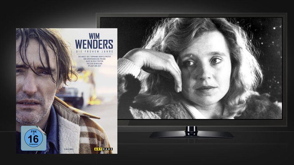 Wim Wenders - Die frühen Jahre (Blu-ray Collection)