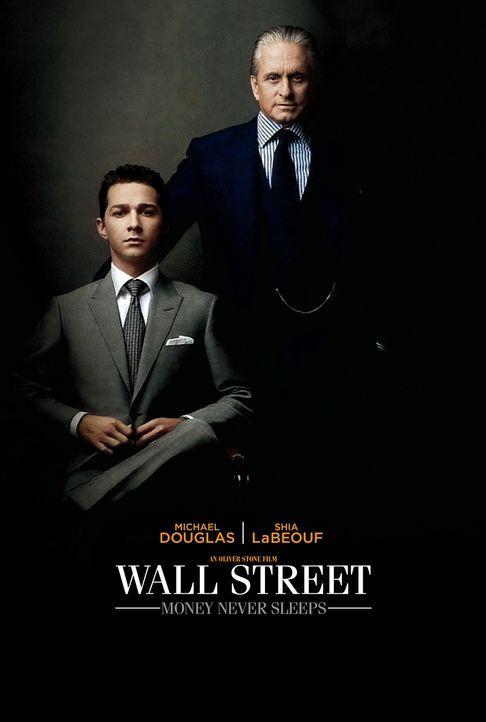 WALL STREET: GELD SCHLÄFT NICHT - Plakatmotiv - Bildquelle: TM and   2010 Twentieth Century Fox Film Corporation.  All rights reserved.  Not for sale or duplication.