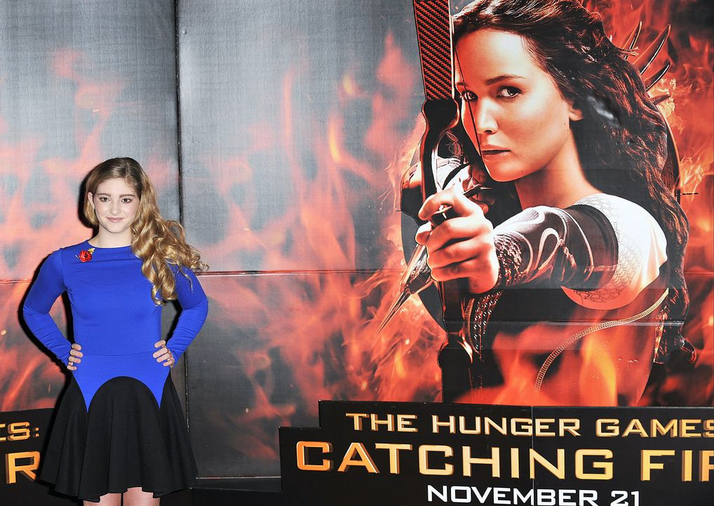 tribute-von-panem-catching-fire-photocall-Willow-Shields-131111-1-Richfoto-WENN-com - Bildquelle: Richfoto/WENN.com
