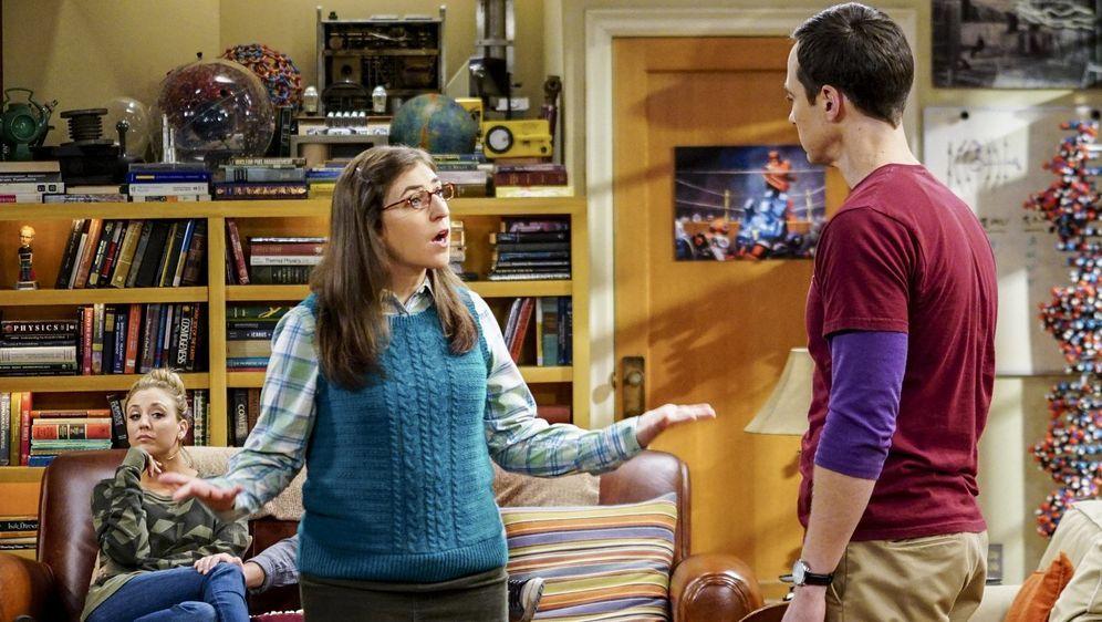 The Big Bang Theory - Die Whirlpool-Kontamination (Staffel 10 Folge ...