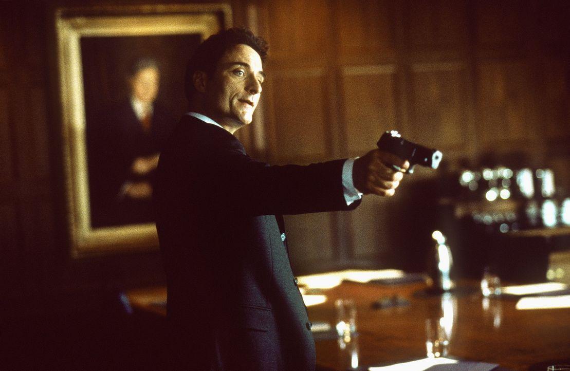 Als Toffler (Kim Coates) nach einer Reise in den eigenen Körper zurückkehren will, erwartet ihn eine sehr, sehr schlechte Nachricht ... - Bildquelle: Trimark Pictures