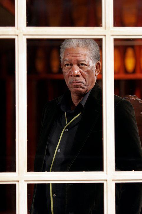 Seit vielen Jahren hat Der Boss (Morgan Freeman) einen richtigen, hassenswerten Erzfeind: Der Rabbi! Da ergibt sich für ihn eine einmalige Chance, d... - Bildquelle: Metro-Goldwyn-Mayer (MGM)
