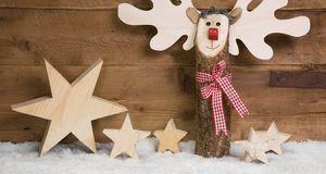 elch basteln tierische weihnachtsdeko sat 1 ratgeber. Black Bedroom Furniture Sets. Home Design Ideas