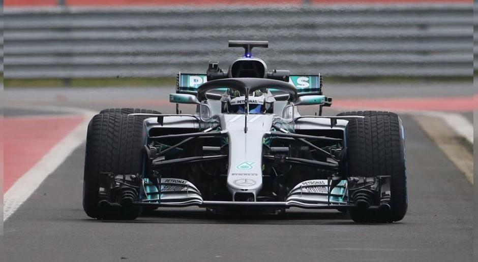 Mercedes AMG F1 - Bildquelle: twitter.com/MercedesAMGF1