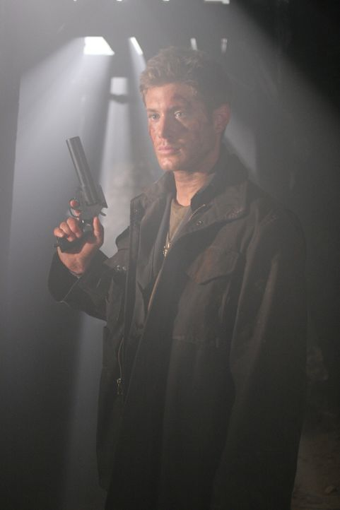 Auf der Suche nach Tommy und seinen Freunden treffen Sam, Haley und Dean (Jensen Ackles) auf einen Wendigo. Ein Wettlauf mit der Zeit beginnt ... - Bildquelle: Warner Bros. Television