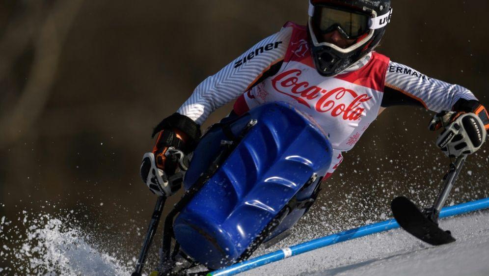 Fährt ihren Slalom nun am Sonntag: Anna Schaffelhuber - Bildquelle: OISIOCOISIOCAFPJoel MARKLUND