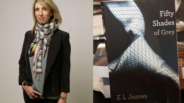 Regisseurin Sam Taylor-Wood wird die Regie in Fifty Shades of Grey übernehmen...