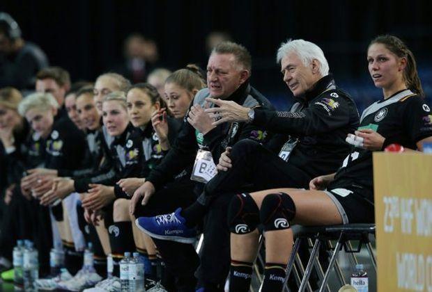 Kretzschmar lobt die deutschen Handballerinnen